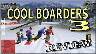 Cool Boarders 3 - PS1 - with Commentary !!
