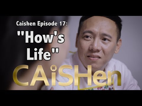 "Caishen ""The God of Fortune"" Episode (17/20) ""How's Life"""