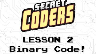 Video Secret Coders Old School Coding School - Lesson 2 download MP3, 3GP, MP4, WEBM, AVI, FLV Mei 2018