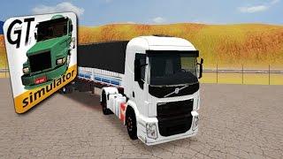 Grand Truck Simulator:Volvo VM Tunado ‹ LoucosPorGames ›