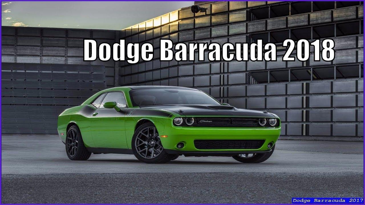 barracuda dodge