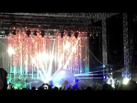 THE FLAMING LIPS @ BEALE STREET MUSIC FEST 2015