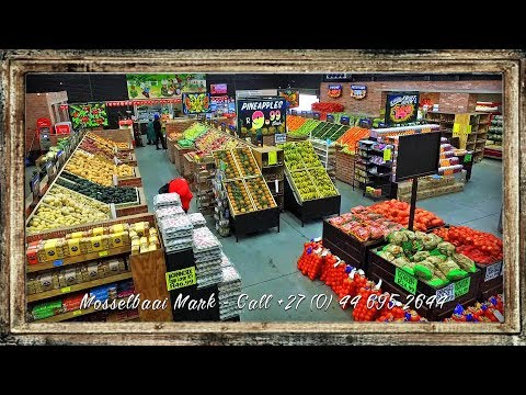 Mossel Bay Market - Fruit & Vegetables Garden Route South Africa thumbnail