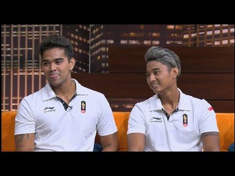 Aero & Aqsa, Atlet Jetski Indonesia   HITAM PUTIH (22/11/18) Part 2
