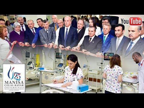 MCBÜ Hafsa Sultan Hastanesi İsmet Uzkut Çocuk Yoğun Bakım Ünitesi açılış töreni