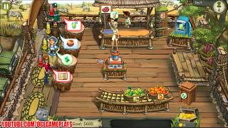 Katy & Bob: Our Safari Café Android iOS Gameplay (By 8floor ltd)