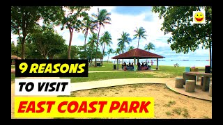 9 THINGS YOU CAN DO IN EAST COAST PARK, SINGAPORE