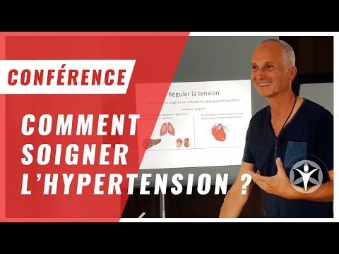 Comment soigner l'hypertension