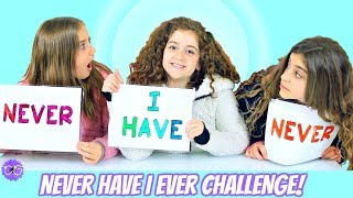 Never Have I Ever!  Hilarious Challenge!