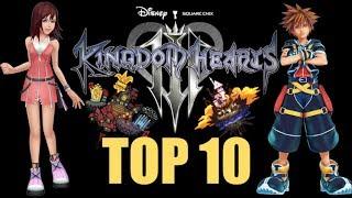 Top 10 things kingdom hearts 3 needs