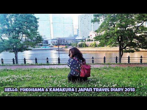 Hello, Yokohama & Kamakura (Ramen Museum, Chinatown, & more) | Japan Travel Diary 2018 Part 2/4