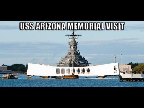 USS Arizona (BB-39) Memorial Visit