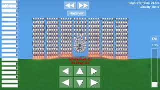 Spaceflight Simulator Most Powerful Rocket (336 Engines!!)