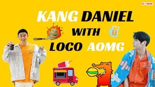 Download Mp3 Kang Daniel with his Loco Hyung 강다니엘로꼬
