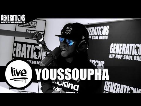 Youssoupha - A Cause De Moi (Live des studios de Generations)