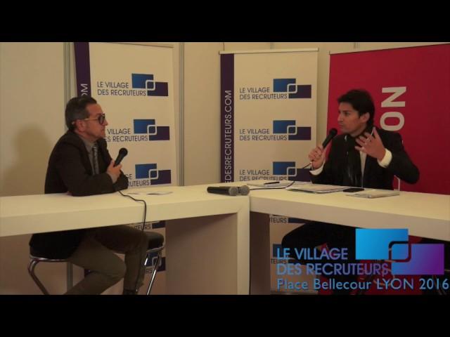 Aperçu METALLURGIE rhodanienne a participé à l'édition 2016 du Village des Recruteurs