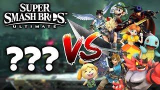Super Smash Bros. Ultimate VS Subscribers! #2