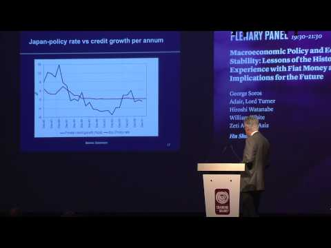 Macroeconomic Policy and Economic Stability - Adair Turner Keynote at INET Hong Kong