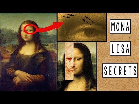 Mona Lisa : Hidden Secrets You Never Noticed