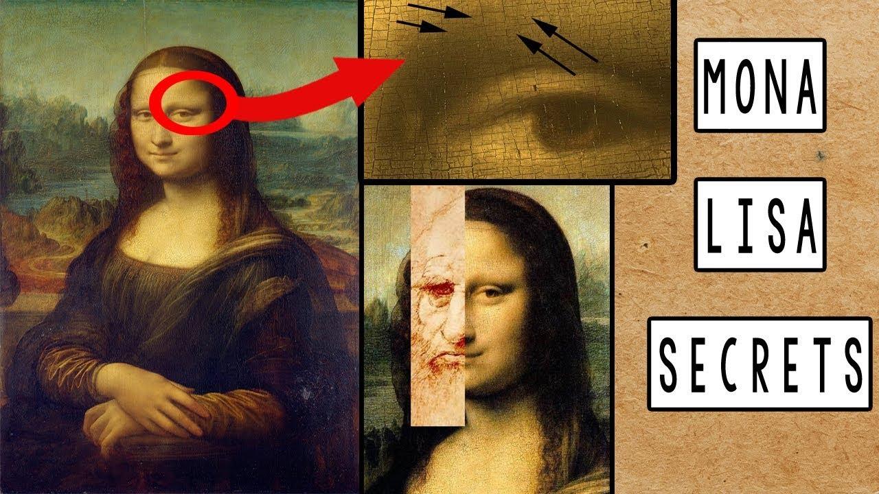 Mona Lisa Hidden Secrets You Never Noticed Youtube