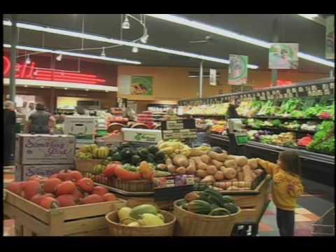 KUJH-TV News: Organic food sales strong despite weak economy