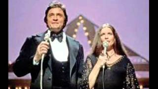 It Ain't Me Babe - Johnny and June Carter Cash