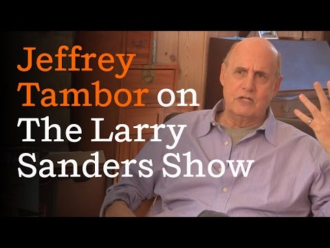 Jeffrey Tambor: Filming the end of The Larry Sanders Show