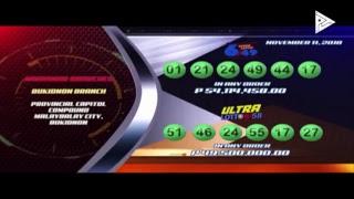 [LIVE]  PCSO Lotto Draws  -  November 11, 2018 9:00PM