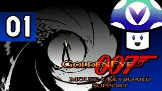 [Vinesauce] Vinny - GoldenEye 007 [Mouse+Keyboard Support!] (part 1)