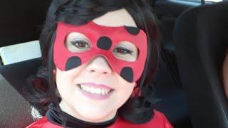 BATE PAPO com a Ladybug Personagem Vivo- MAGIA DAS FESTAS