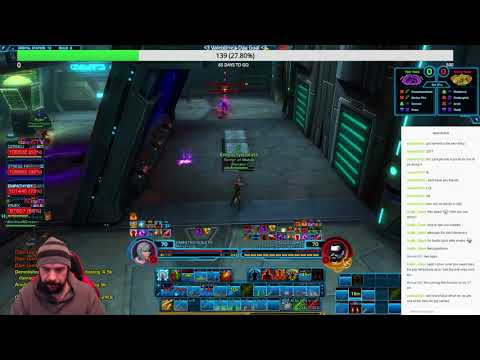 Swtor::Group Ranked::Multi-Class (LIVE STREAM)