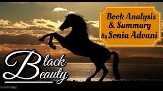 Скачать BLACK BEAUTY By Anna Sewell ENGLISH With SUBTITLES Book Analysis Summary By Sonia Advani