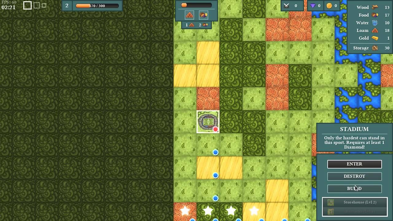 Godot Strategy Game w/ Source