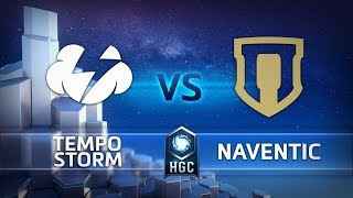 hgc na phase 1 part 2 game 5 team naventic v tempo storm