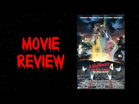 Nightmare On Elm Street 4: The Dream Master Movie Review