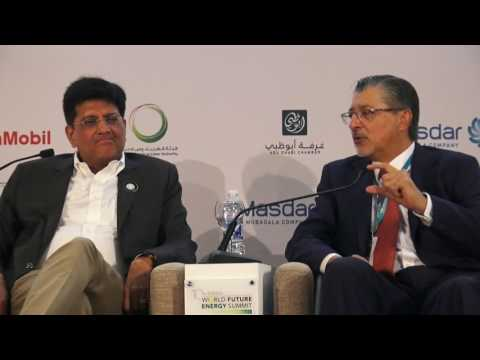 Cleantech Targets Should Rise, Cleantech Is Competitive — Indian Minister of Energy