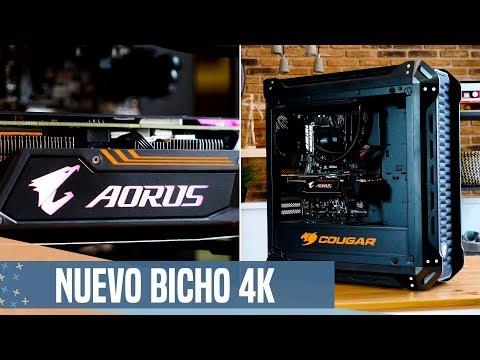 ¡ASÍ es nuestro NUEVO SUPER PC para 4K!