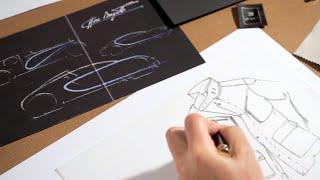 Making of Ettore Bugatti Collection