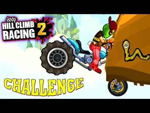 ВЫЗОВЫ друзей #100500. Челлендж Машины Hill Climb Racing 2 андроид игра на прохождение