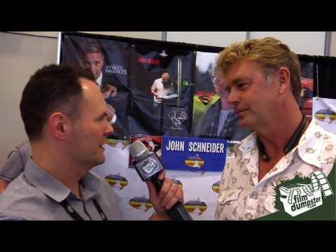 John Schneider Interview: Niagara Falls Comic Con 2017