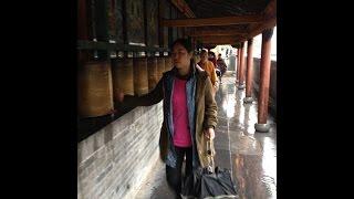 Наследие Юнеско: Утайшань - одна из сакральных гор Китая.