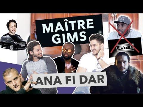 PREMIERE ECOUTE - MAÎTRE GIMS - ANA FI DAR, LE GRAND RETOUR ?!!