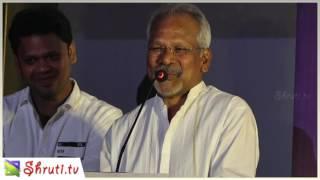 Director Manirathnam speech at Kaatru Veliyidai Audio Launch