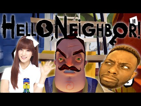 HELLO NEIGHBOR FROM START LIVE