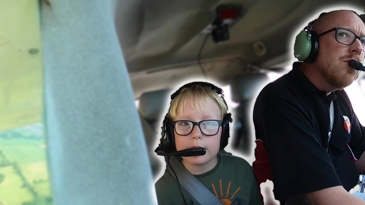 Flying a Plane to Where I Learned to Fly - 20 YEARS LATER!