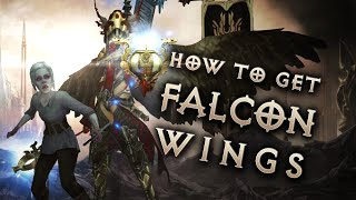 How to get falcon wings in Diablo 3 (+stream highlight)
