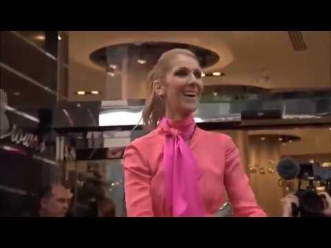 Céline Dion lance sa Collection de Sacs à Main à Montréal, le 23 Août, 2017