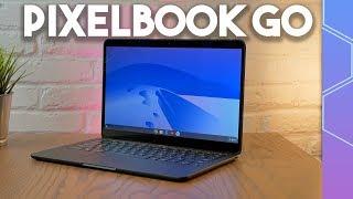 Lifetime Mac user switches to Google PixelBook Go!