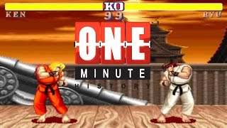 Street Fighter - Greatest Video Games Archive - One Minute History