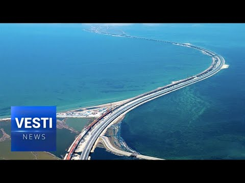 Crimean Modernization in Full Swing! Thermal Plants, Airports and Bridge All Coming Online!